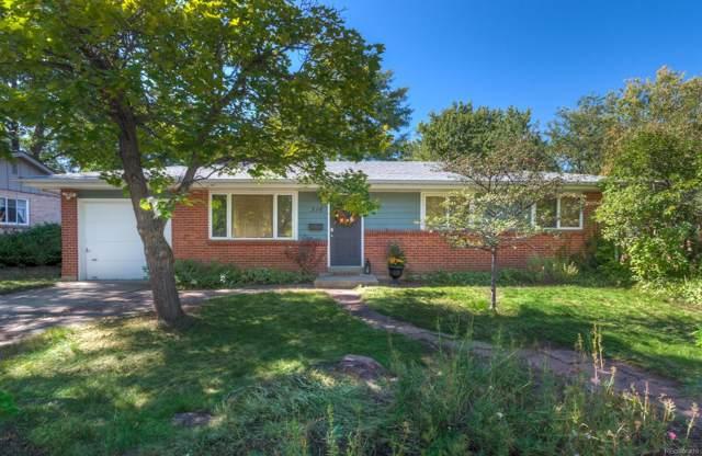 335 Martin Drive, Boulder, CO 80305 (MLS #6385252) :: Kittle Real Estate