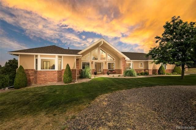 2220 Meadow Green Circle, Franktown, CO 80116 (MLS #6385469) :: 8z Real Estate