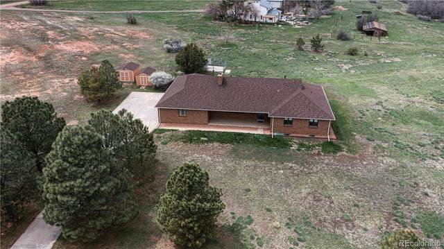 7304 Cherokee Drive, Sedalia, CO 80135 (#6385970) :: The DeGrood Team