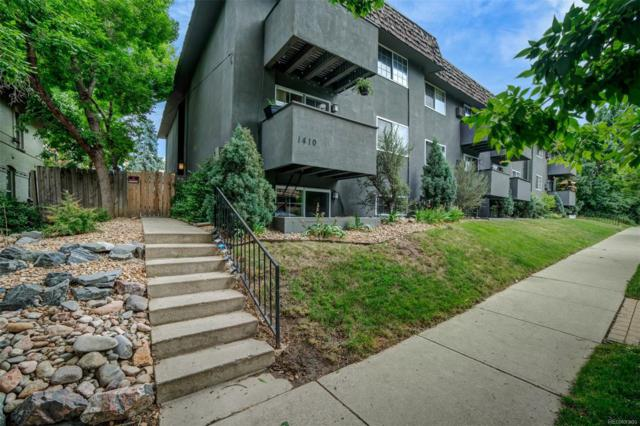1410 York Street #25, Denver, CO 80206 (#6386102) :: The Galo Garrido Group