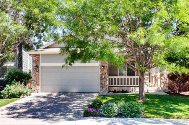 10826 Crooke Drive, Parker, CO 80134 (#6386227) :: The DeGrood Team