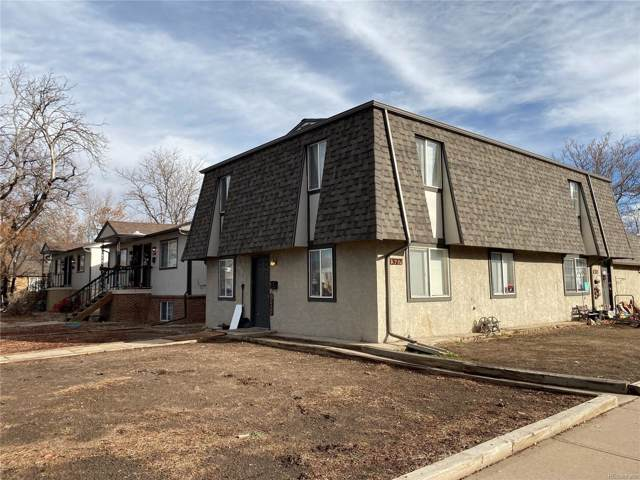375-377 W Dartmouth Avenue, Englewood, CO 80110 (#6386233) :: HomePopper
