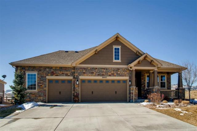 8405 Quartz Circle, Arvada, CO 80007 (MLS #6386281) :: Bliss Realty Group