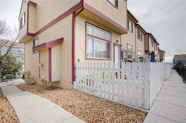 8199 Welby Road #2308, Denver, CO 80229 (MLS #6386297) :: 8z Real Estate