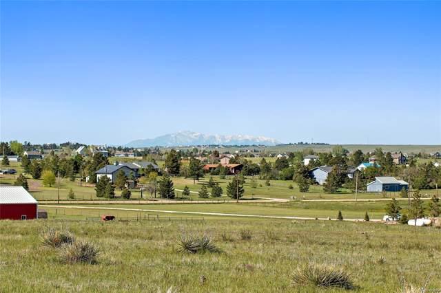Parcel 17 Ptarmigan Ranch Street, Parker, CO 80138 (MLS #6386794) :: 8z Real Estate
