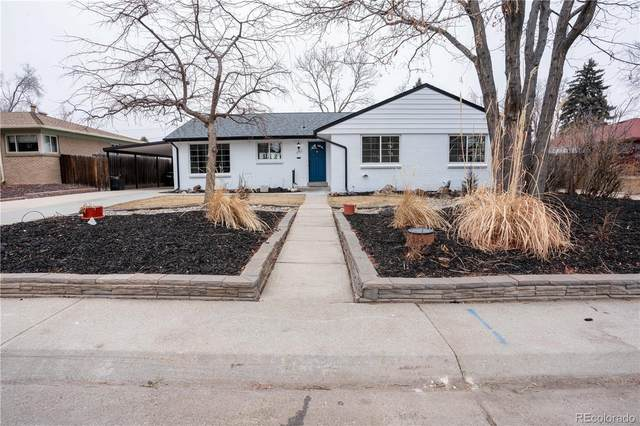 8505 W 1st Place, Lakewood, CO 80226 (#6387107) :: The Harling Team @ HomeSmart