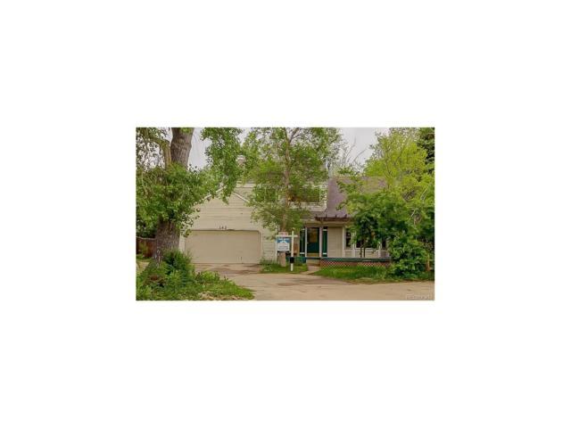 143 W Elm Street, Louisville, CO 80027 (MLS #6387195) :: 8z Real Estate