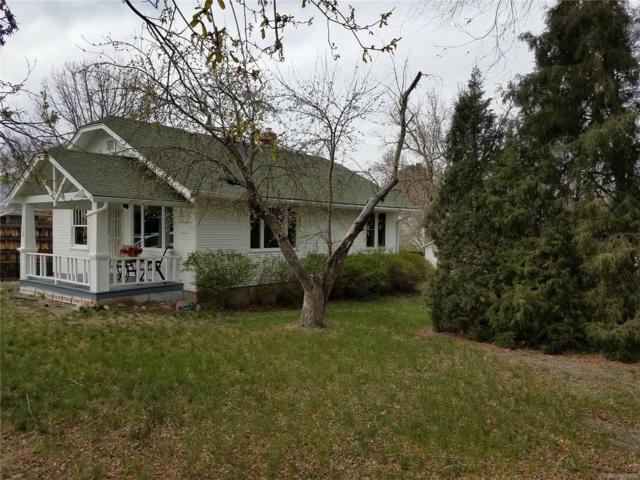 369 W Rafferty Gardens Avenue, Littleton, CO 80120 (#6387413) :: Colorado Team Real Estate