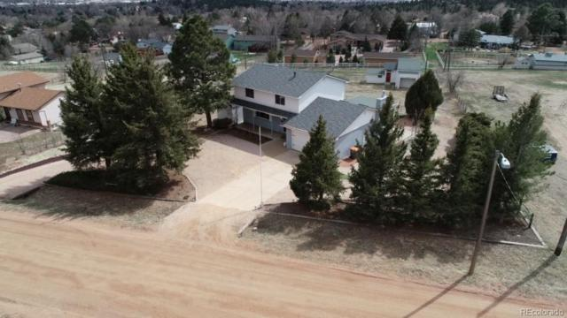 4919 Rocking R Drive, Colorado Springs, CO 80915 (MLS #6387459) :: Bliss Realty Group