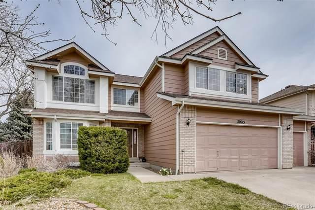 20915 E Berry Avenue, Centennial, CO 80015 (MLS #6387491) :: 8z Real Estate