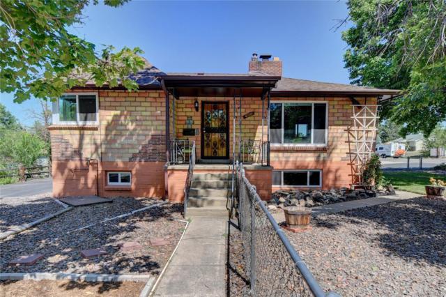 4710 Otis Street, Wheat Ridge, CO 80033 (#6387604) :: Mile High Luxury Real Estate
