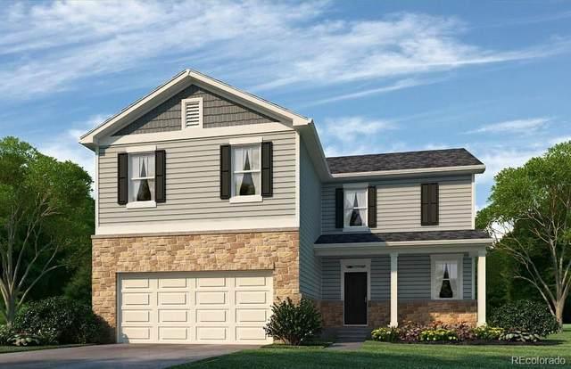 240 Gwyneth Lake Drive, Severance, CO 80550 (#6387688) :: West + Main Homes