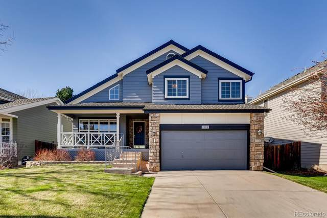 16224 Quarry Hill Drive, Parker, CO 80134 (MLS #6387906) :: 8z Real Estate
