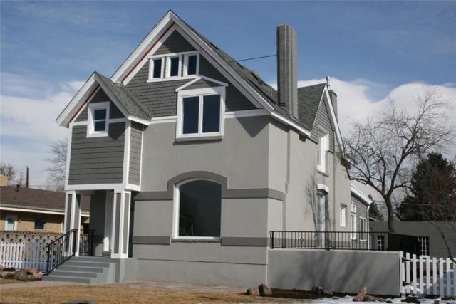 2308 S Emerson Street, Denver, CO 80210 (#6387943) :: Colorado Home Finder Realty