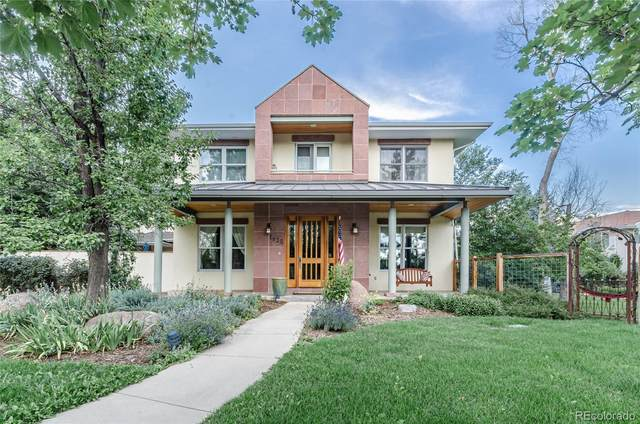 1425 Upland Avenue, Boulder, CO 80304 (MLS #6388148) :: Neuhaus Real Estate, Inc.