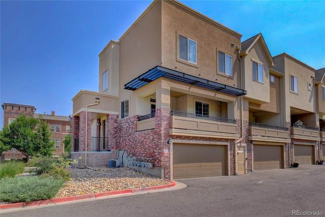 700 Elmhurst Drive A, Highlands Ranch, CO 80129 (#6388214) :: The Scott Futa Home Team