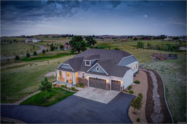 3127 Antelope Ridge Trail, Parker, CO 80138 (#6388294) :: The Tamborra Team