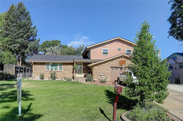 965 S Upham Street, Lakewood, CO 80226 (MLS #6388450) :: Bliss Realty Group