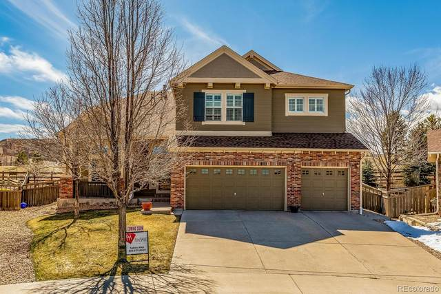 2562 Mclean Court, Castle Rock, CO 80109 (#6388685) :: The Harling Team @ Homesmart Realty Group