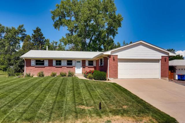 6945 S Elati Street, Littleton, CO 80120 (#6388944) :: 5281 Exclusive Homes Realty