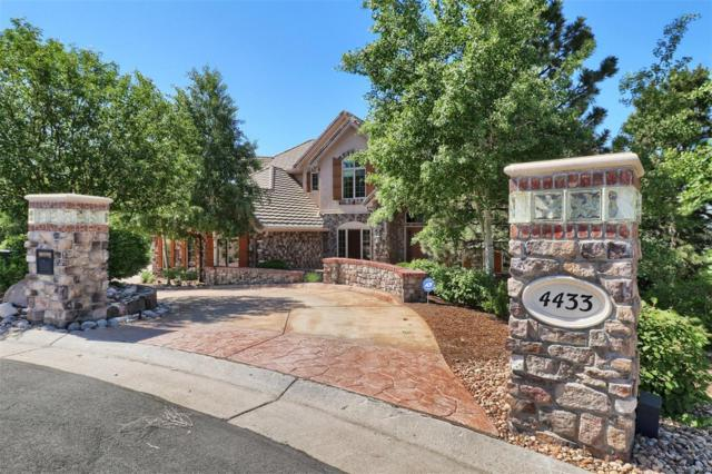 4433 Tierra Alta Drive, Castle Rock, CO 80104 (#6389635) :: The HomeSmiths Team - Keller Williams