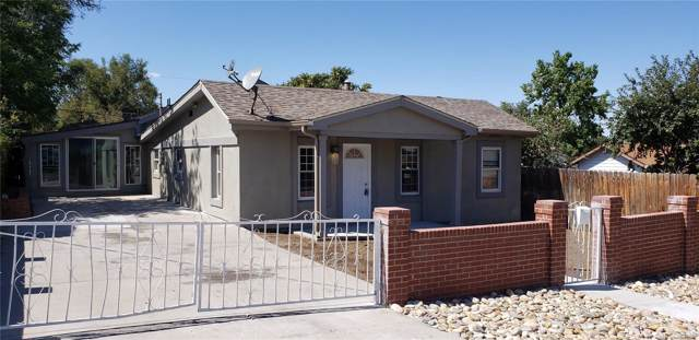 143 S Grove Street, Denver, CO 80219 (MLS #6389828) :: 8z Real Estate