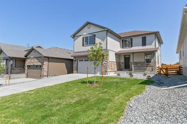 20074 E 62nd Drive, Aurora, CO 80019 (#6390636) :: Wisdom Real Estate