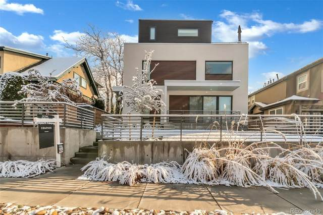 436 University Boulevard, Denver, CO 80206 (#6390708) :: Briggs American Properties