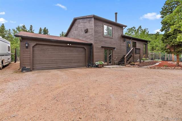 32176 Griffin Drive, Conifer, CO 80433 (#6390991) :: The Harling Team @ Homesmart Realty Group