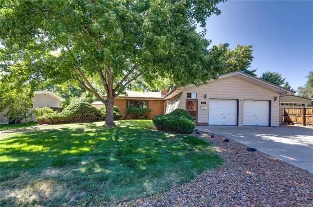 6321 S Lakeview Street, Littleton, CO 80120 (MLS #6391050) :: 8z Real Estate