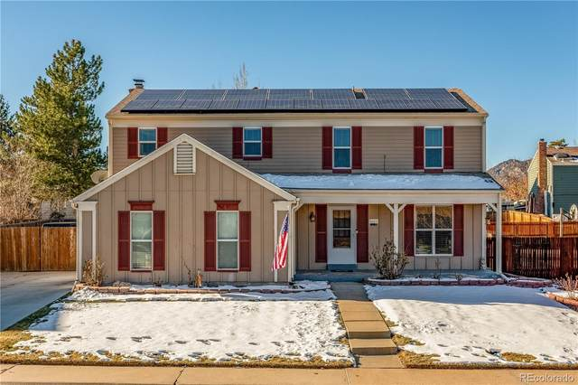 4655 S Union Street, Morrison, CO 80465 (#6391237) :: Venterra Real Estate LLC