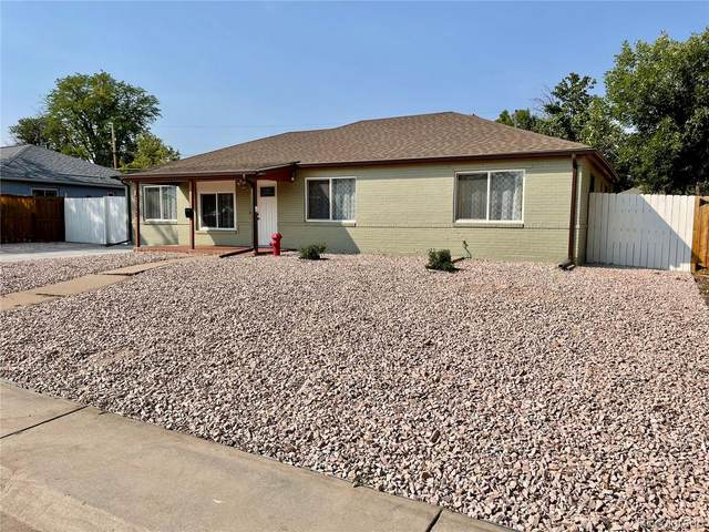 1151 Revere Street, Aurora, CO 80011 (#6391251) :: You 1st Realty