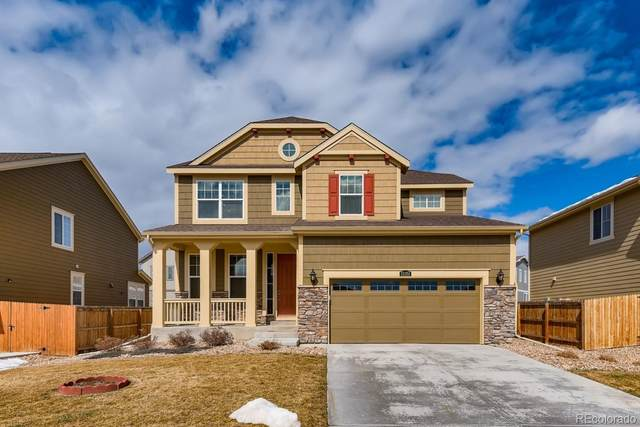13351 Oneida Street, Thornton, CO 80602 (MLS #6391284) :: Wheelhouse Realty