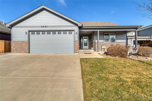 3661 Holmes Lane, Johnstown, CO 80534 (#6391594) :: Stephanie Fryncko | Keller Williams Integrity