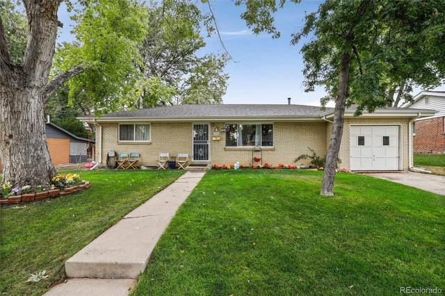 2391 S Quitman Street, Denver, CO 80219 (#6391760) :: The Brokerage Group