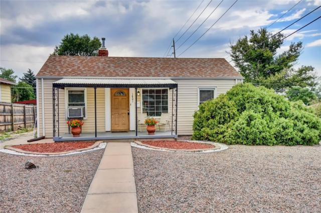 1801 S Cook Street, Denver, CO 80210 (#6392235) :: Sellstate Realty Pros