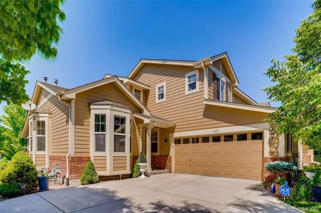 16731 E Auburn Hills Drive, Parker, CO 80134 (#6393235) :: Portenga Properties