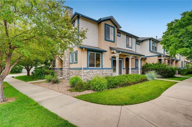 2426 Parkfront Drive M, Fort Collins, CO 80525 (#6393460) :: The Margolis Team