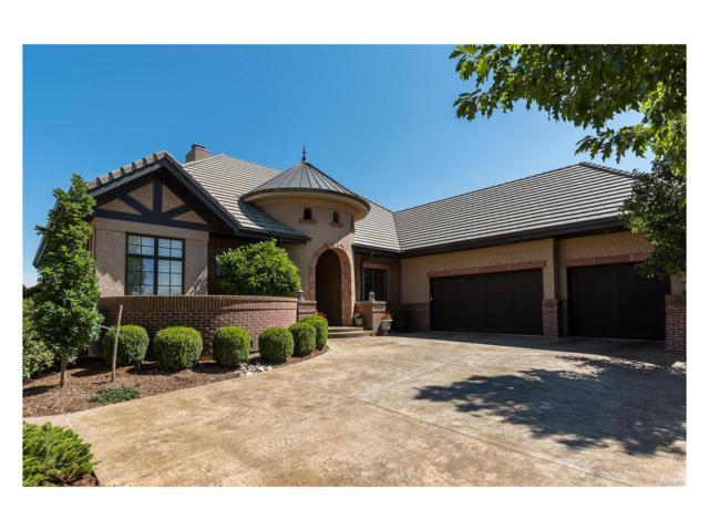 9227 E Wesley Avenue, Denver, CO 80231 (#6393465) :: The Peak Properties Group