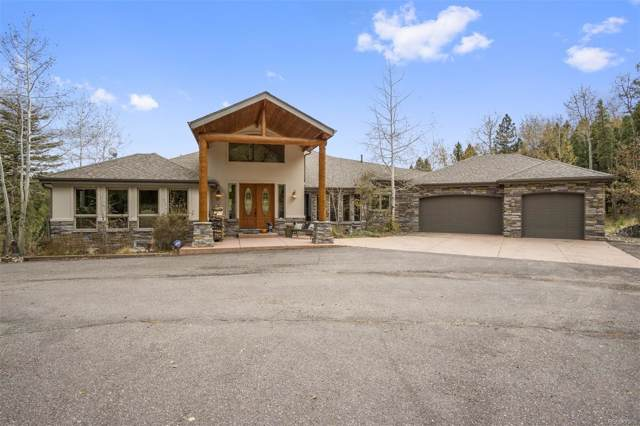 12544 Wild Trout Trail, Conifer, CO 80433 (#6393816) :: The Margolis Team