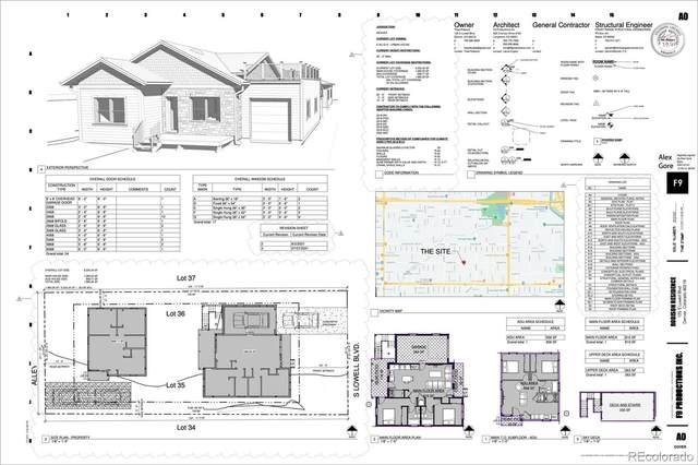 125 S Lowell Boulevard, Denver, CO 80219 (#6394643) :: Berkshire Hathaway HomeServices Innovative Real Estate