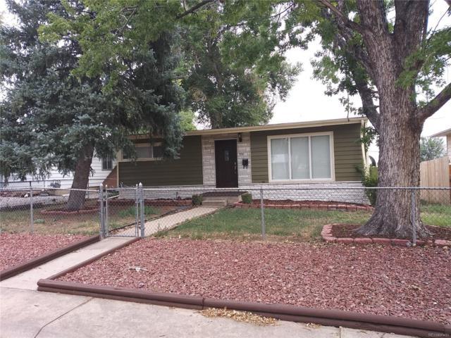 930 Winona Court, Denver, CO 80204 (#6394650) :: The Peak Properties Group
