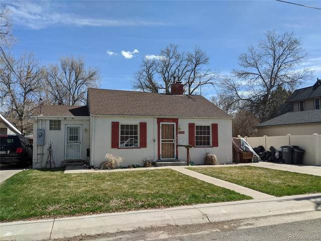 5712 Reed Street, Arvada, CO 80002 (#6394850) :: The DeGrood Team