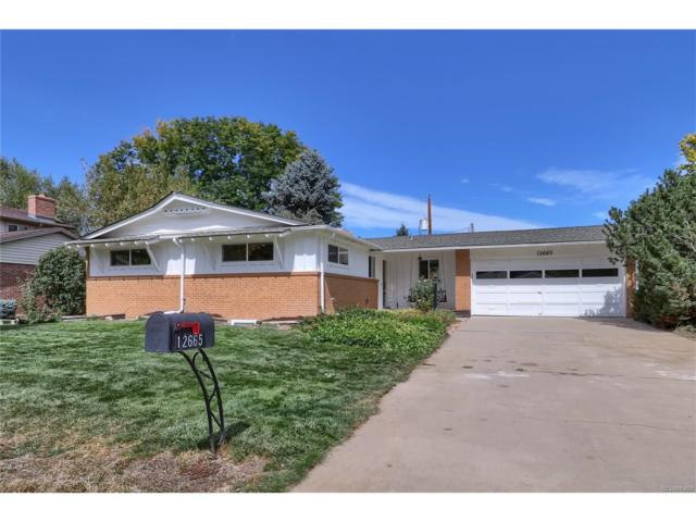 12665 W 61st Avenue, Arvada, CO 80004 (#6395121) :: The Healey Group