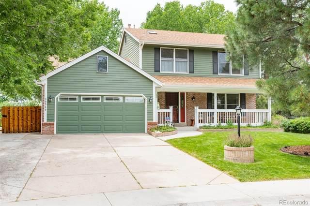 20569 E Shefield Court, Parker, CO 80138 (MLS #6395168) :: 8z Real Estate