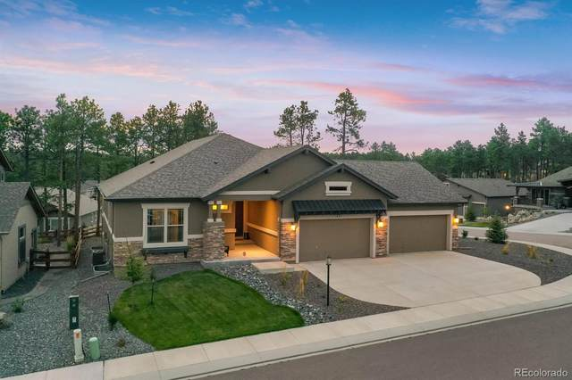 1621 Summerglow Lane, Monument, CO 80132 (#6395257) :: The DeGrood Team