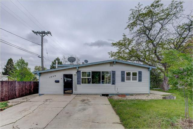 1530 W 16th Street, Loveland, CO 80538 (#6395420) :: The Griffith Home Team