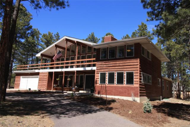 650 Arapahoe Drive, Monument, CO 80132 (#6395786) :: The DeGrood Team