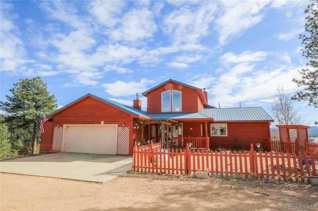 1053 Circle Drive, Florissant, CO 80816 (MLS #6395994) :: 8z Real Estate