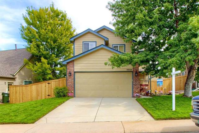 9904 Foxhill Circle, Highlands Ranch, CO 80129 (MLS #6396405) :: 8z Real Estate